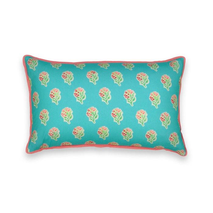Latse Floral Print Cushion Cover  La Redoute Interieurs image 0