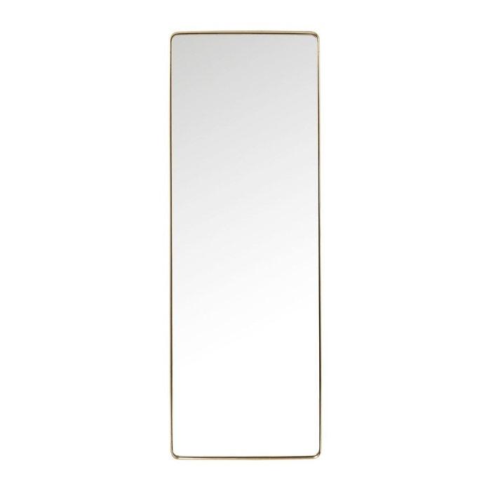 Miroir Curve rectangulaire laiton 200x70cm Kare Design KARE DESIGN