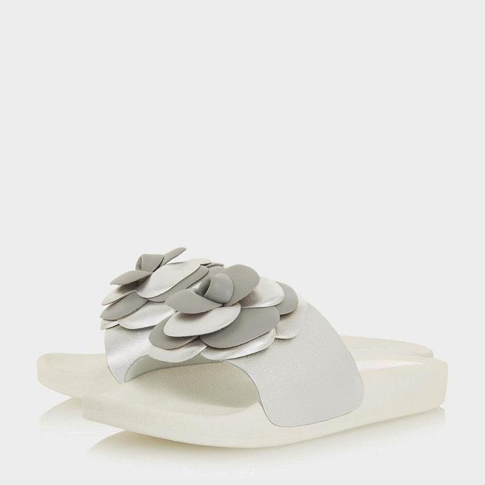 LOVELY florale LONDON DUNE bordure à Sandales AxOq0F