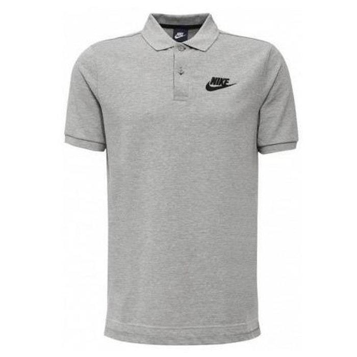 NIKE NIKE Sportswear Polo Gris 829360 063 | La Redoute
