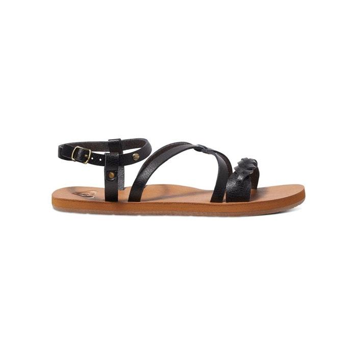 Sandales britney j noir Roxy