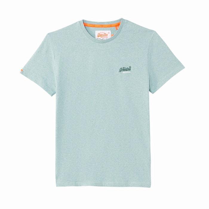 Camiseta cuello con SUPERDRY manga redondo y corta zp4xxwqdS