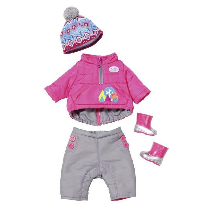f458bdfc257b6 Zapf Creation 823811 Les vêtements d hiver Deluxe pour Baby Born. ZAPF  CREATION image
