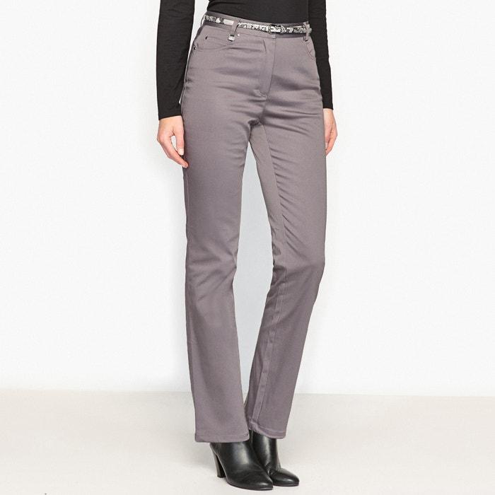 Pantaloni dritti vita leggermente bassa  ANNE WEYBURN image 0