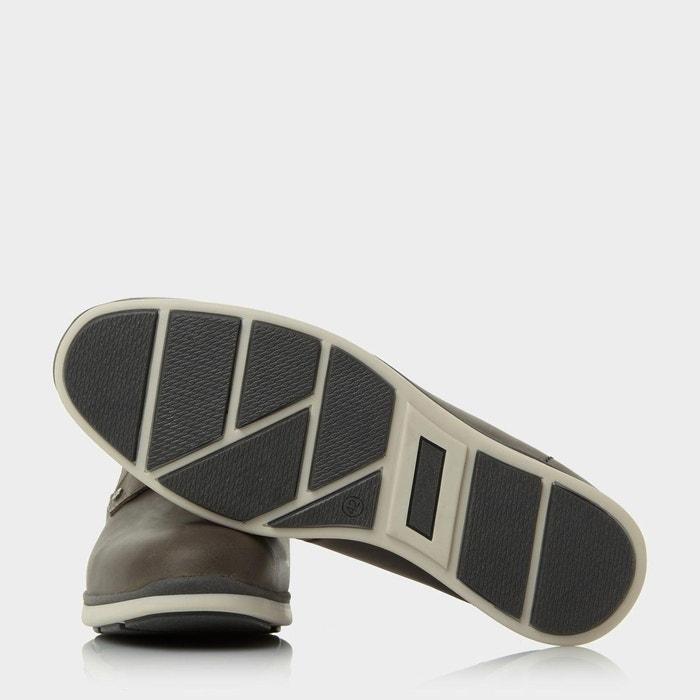 Bottines en nubuck avec semelle sportive compensée - champion Dune London