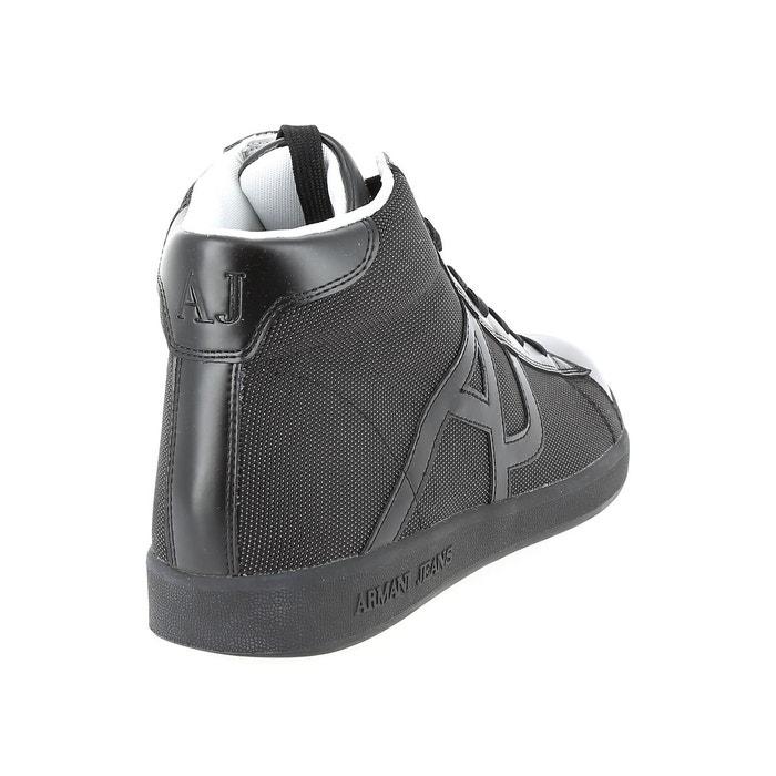 Armani Basket Armani Armani Jeans Jeans Basket Jeans Noir Basket Armani Jeans Basket Noir Noir gyb7f6