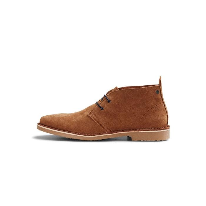 Boots jfw gobi suede desert boot cognac Jack & Jones