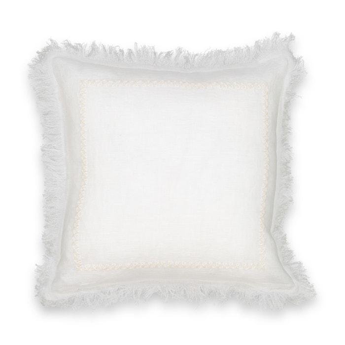 Federa per cuscino ricamata a mano, Domitien  AM.PM. image 0