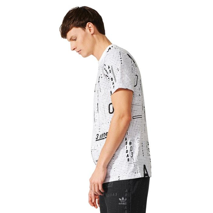originals estampado all Adidas over Camiseta Cwq0z1