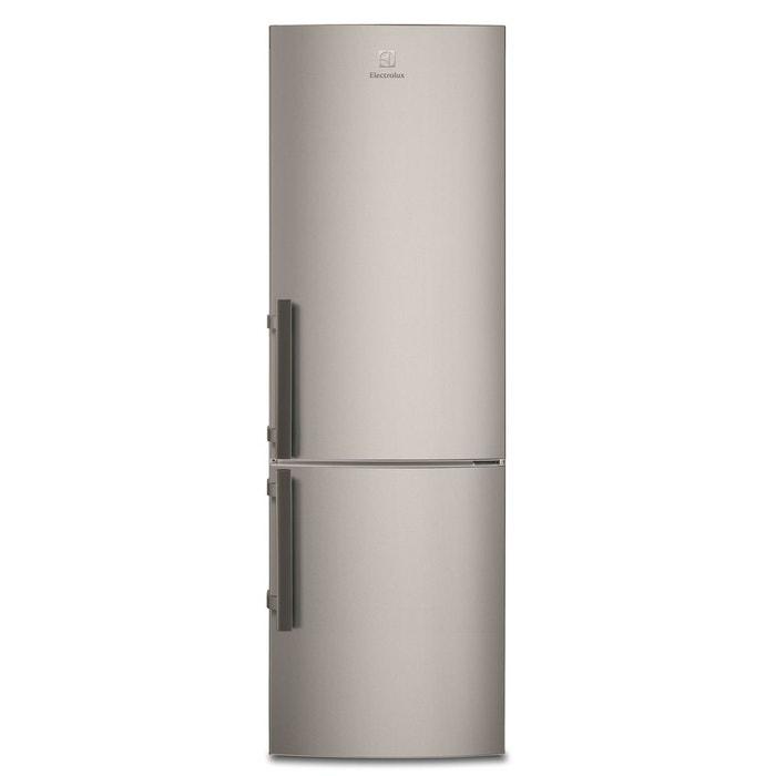 r frig rateur 2 portes electrolux en3618mfx inox electrolux la redoute. Black Bedroom Furniture Sets. Home Design Ideas