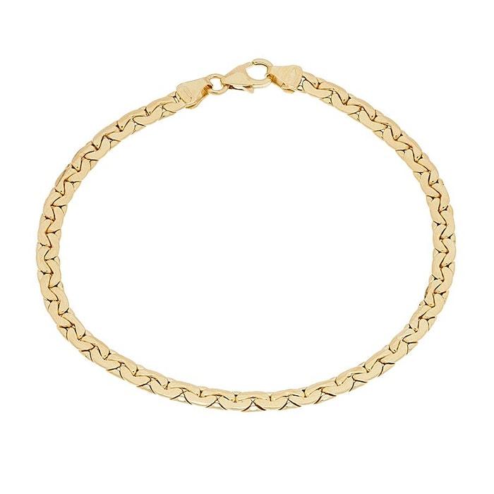 Faux Jeu En Ligne Bracelet or 375/1000 dore Cleor   La Redoute Jeu Pour Pas Cher Acheter Pas Cher Le Plus Récent UxEl3