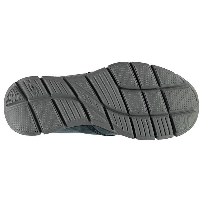 Chaussures de sport à enfiler inserts élastiques Skechers