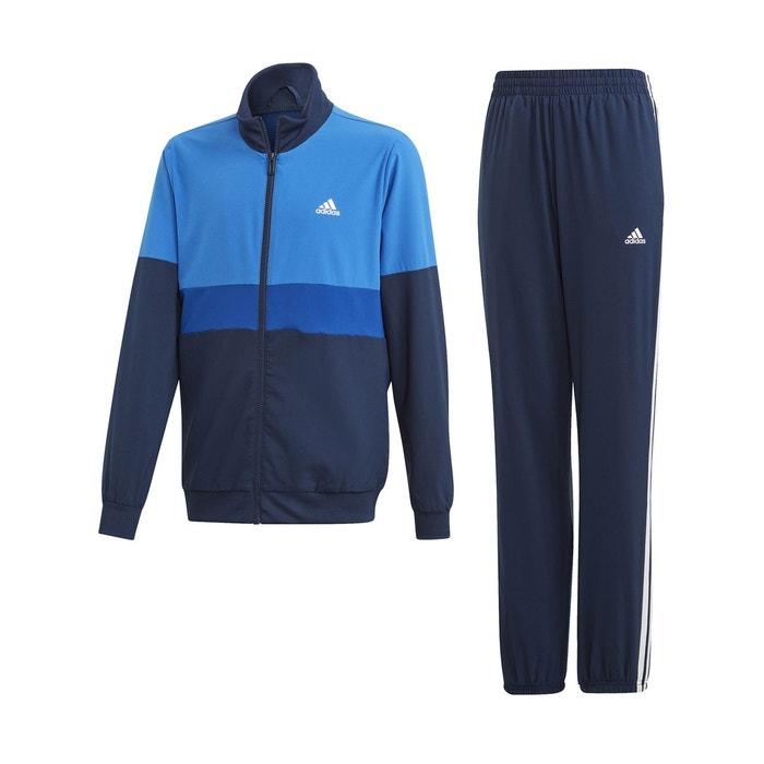 22d4a02d63978 Survêtement 5 - 16 ans bleu Adidas Performance
