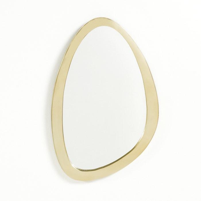 Espelho em latão, RUFFARO  La Redoute Interieurs image 0