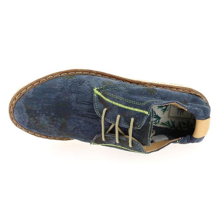 Chaussures à lacets watson and parker 501568 bleu Watson And Parker