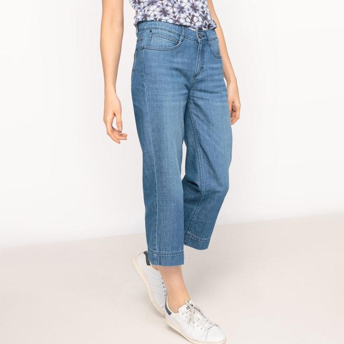 Plain Fabric Fancy Culottes  FREEMAN T. PORTER image 0
