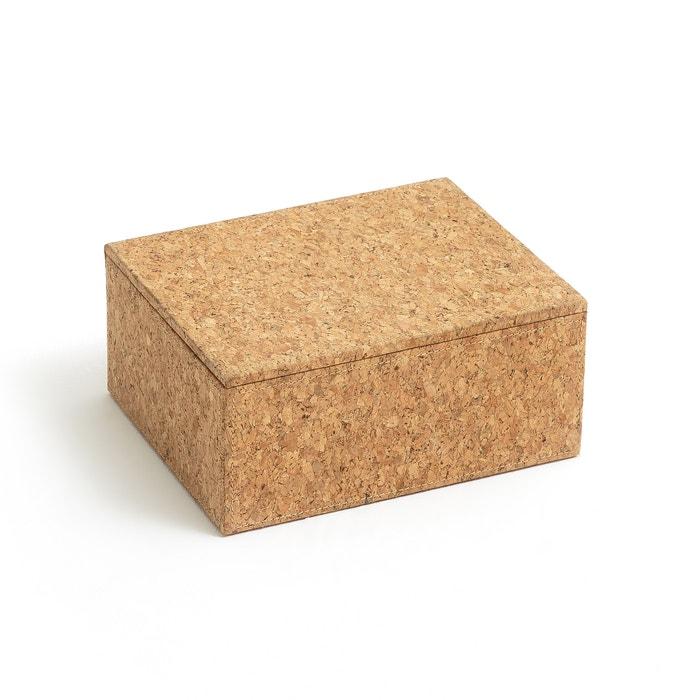 Cork Storage Box  La Redoute Interieurs image 0