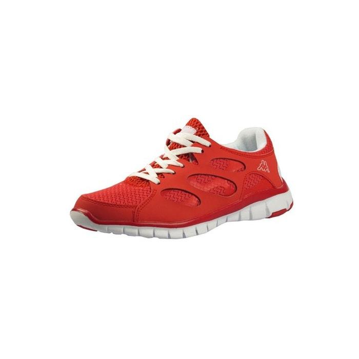 Sneaker  rouge Kappa  La Redoute