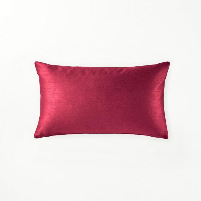 housse de coussin effet soie nyeri la redoute interieurs la redoute. Black Bedroom Furniture Sets. Home Design Ideas