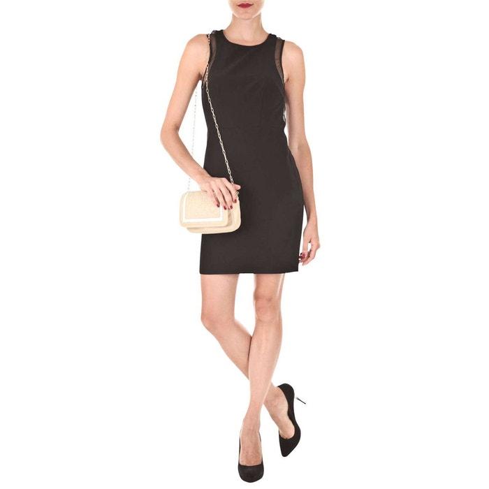 Robe pure vero moda very noir noir Vero Moda Very  466739e3ed4