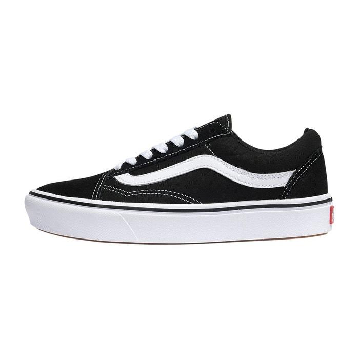 VANS Sneakers Noir Fibres textiles homme Chaussures vente à