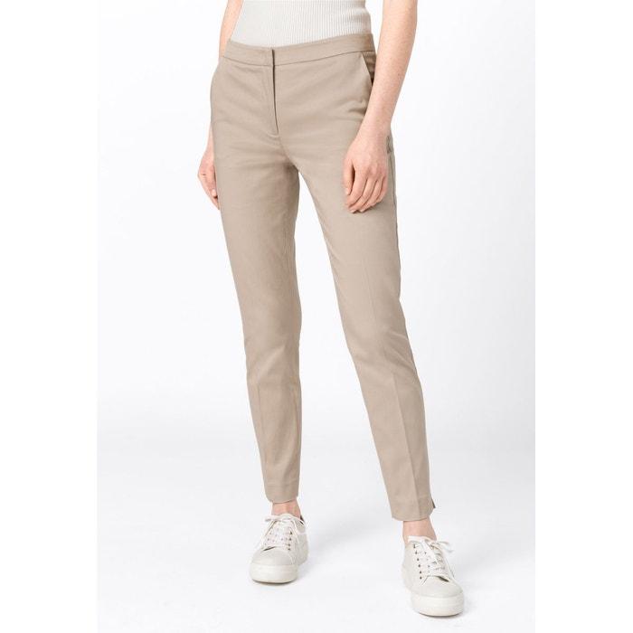 Pantalon basique charlotte à teneur en coton biologique