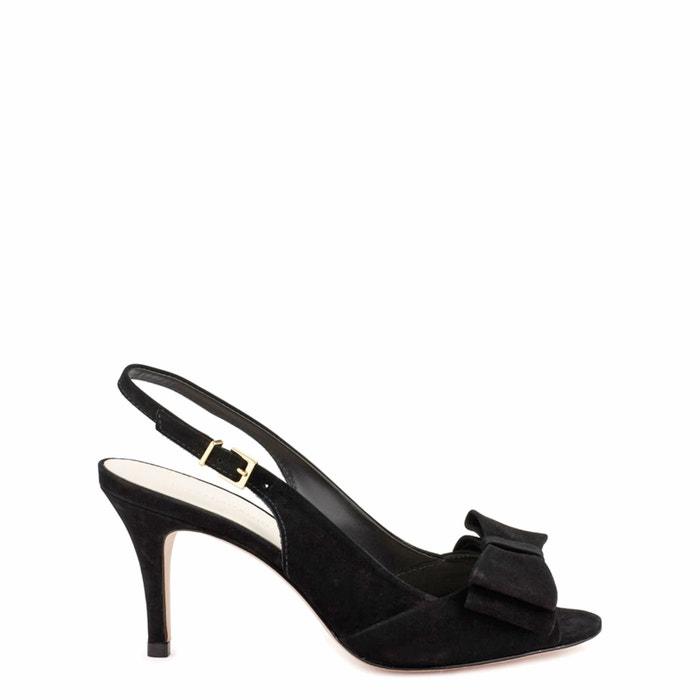 Siloa/Nub Leather Heels  COSMOPARIS image 0