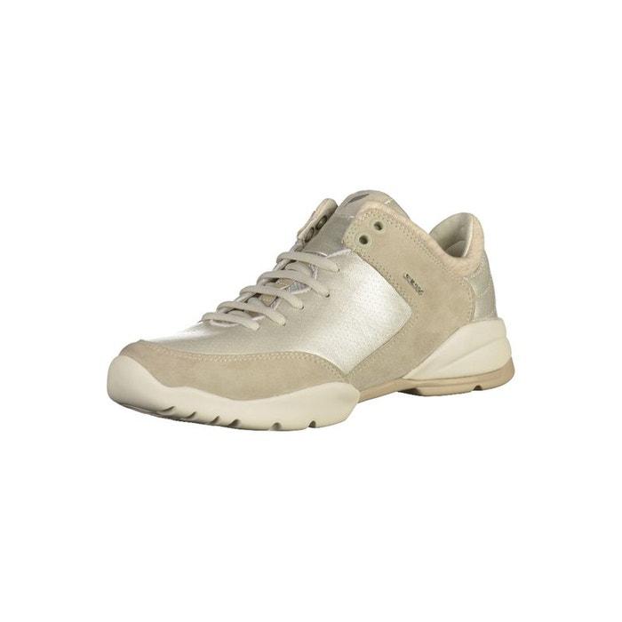 Marque Livraison Gratuite Nouveau Unisexe Sneaker gris argent Geox Finishline Réel Pas Cher 4bTyB