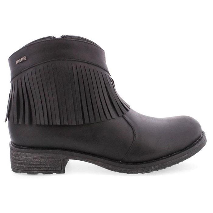 Acheter Amazon Pas Cher Bottines / boots synthetique noir Mtng Parfait À Vendre Vente De L'arrivée Pas Cher OpAahYI8Dl