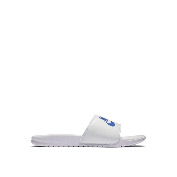 ba7879f789b Claquettes benassi blanc Nike