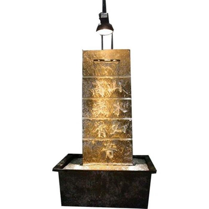 mur deau fontaine claire amiti zen light image 0 - Fontaine A Eau Zen
