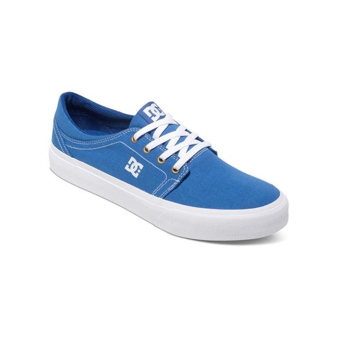 Baskets trase tx m shoe bwt bleu Dc Shoes