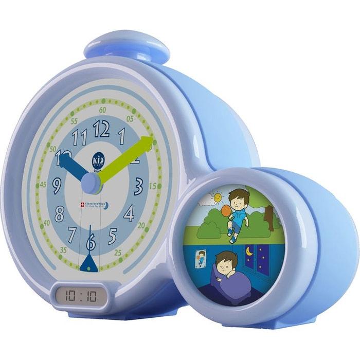 mon premier r veil kid sleep clock bleu lilikim la redoute. Black Bedroom Furniture Sets. Home Design Ideas