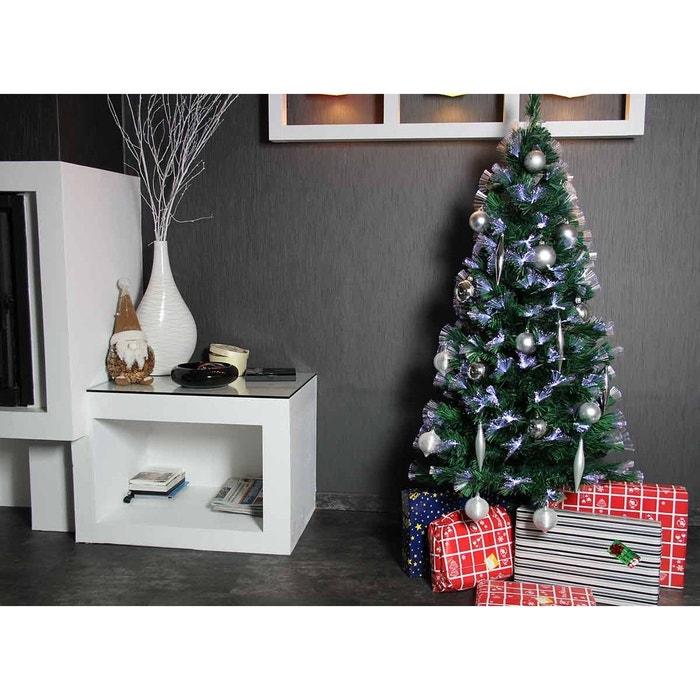 sapin de noel artificiel bouquet blanc 90 cm jardideco la redoute. Black Bedroom Furniture Sets. Home Design Ideas