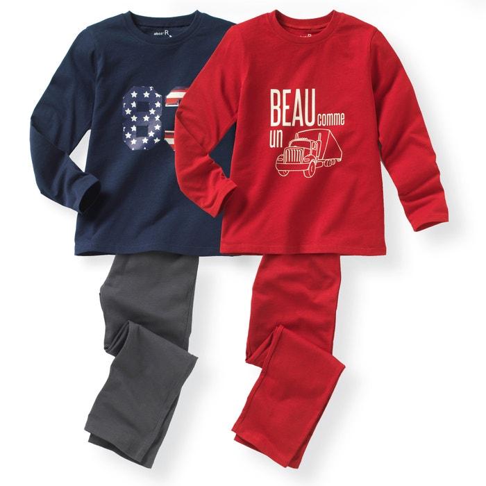 Bild 2er-Pack Pyjamas aus Baumwolle, 2-12 Jahre R édition