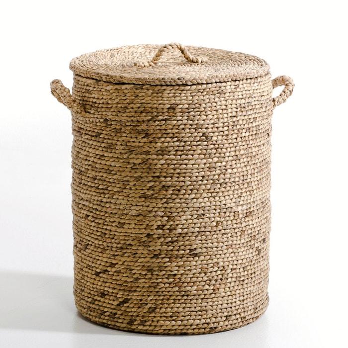 Image Liane Round Water Hyacinth Basket, Height 60cm AM.PM.
