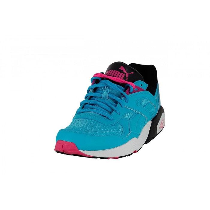 Basket puma trinomic r698 sport - 357331-03 bleu Puma