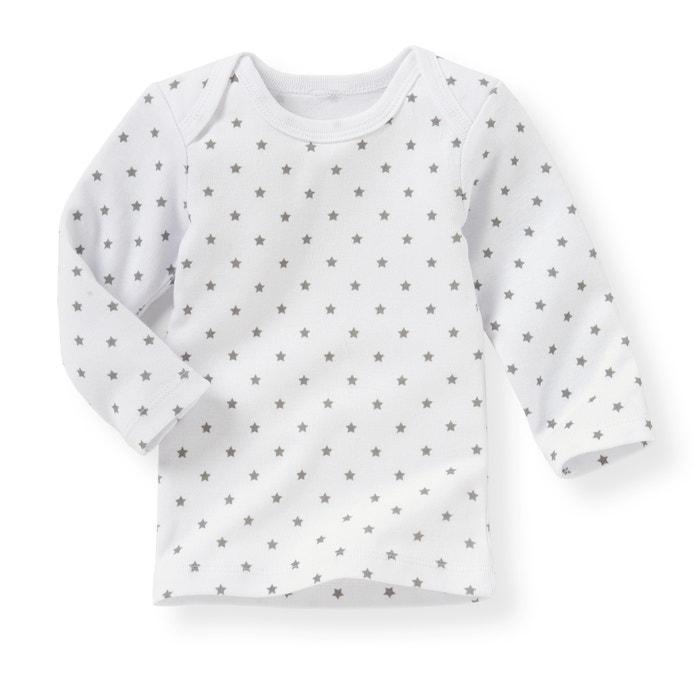 Confezione da 3 T-shirt fantasia da 0 mesi a 3 anni  La Redoute Collections image 0
