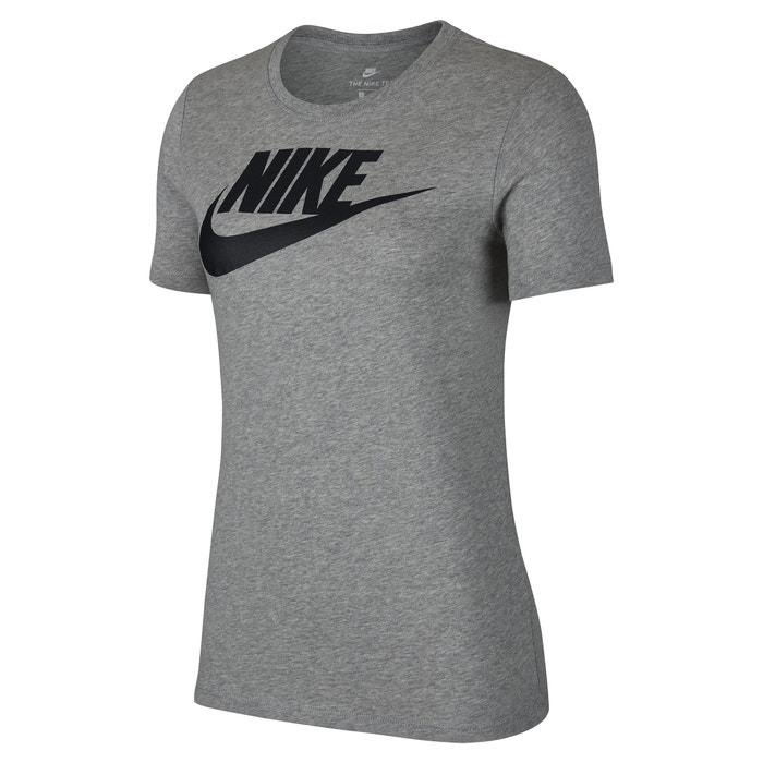 cuello Camiseta con corta de logotipo redondo y manga Sportswear NIKE dZxCqXq