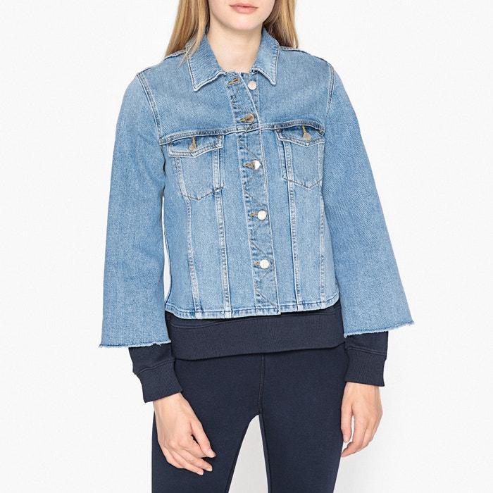 Veste en jean coupe droite, manches amples  TOMMY HILFIGER image 0