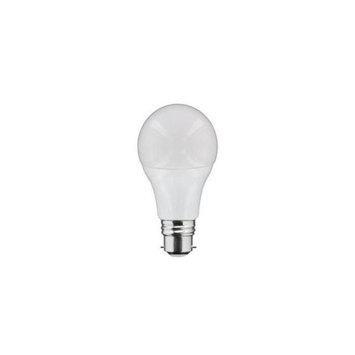 Globe Équivalent Led B22 Chaud Ampoule Standard Nityam 60w 8w Blanc ulTF1KJc35