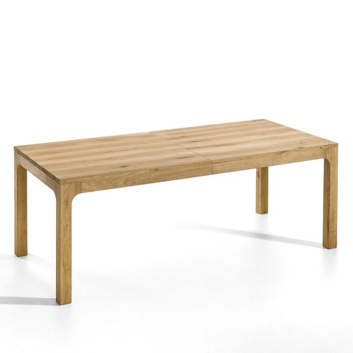 Table chêne massif à allonges, Théadora  AM.PM. image 0