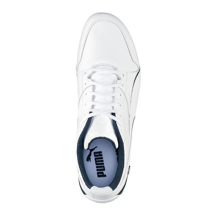 Baskets bmw ms drift cat 7 blanc/bleu Puma