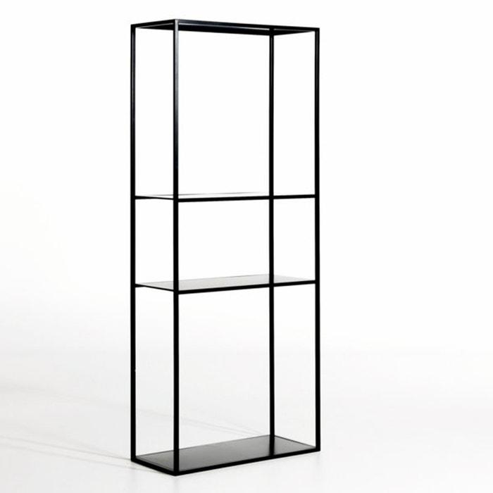 etag re verticale kouzou design e gallina noir am pm la redoute. Black Bedroom Furniture Sets. Home Design Ideas