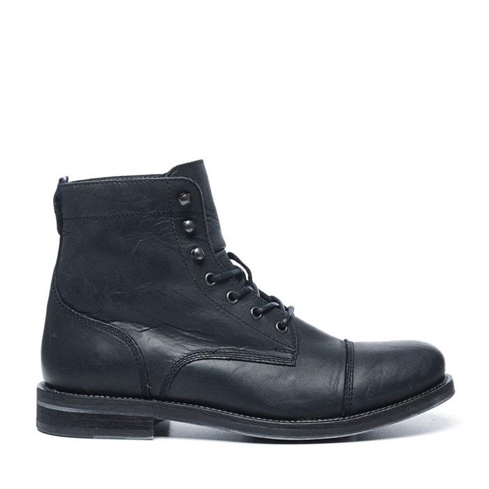Boots à lacets avec empiècement  Sacha  La Redoute