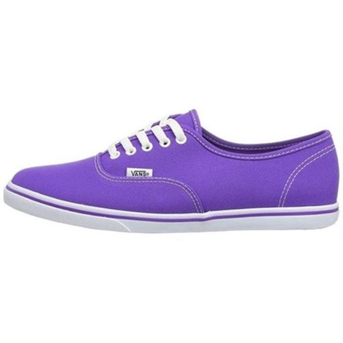 Baskets mode textile violet Vans Vue Rabais Vente Confortable Parfait Vente Pas Cher Amazon Vente En Ligne Officiel Rabais kTYs5