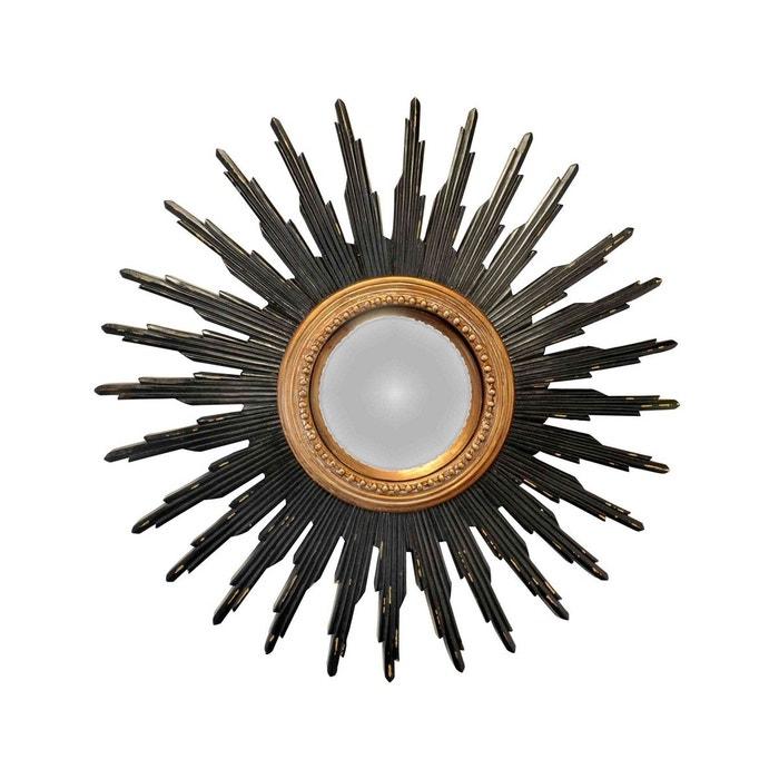 Miroir soleil convexe emde premium la redoute for Miroir convexe