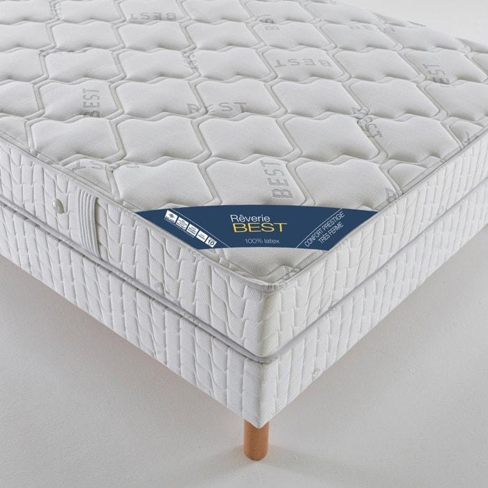 Image Matelas latex confort prestige très ferme, haut. 22 cm JENNA DE ROSNAY