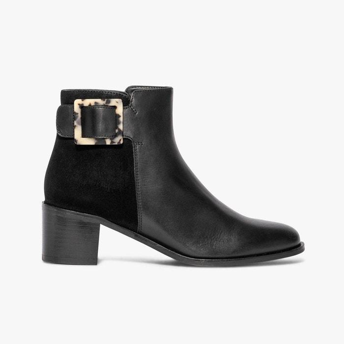 Boots en cuir MANUEL