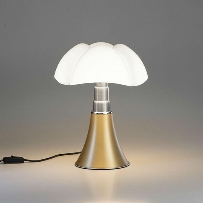 mini pipistrello lampe led h35cm laiton martinelli luce. Black Bedroom Furniture Sets. Home Design Ideas
